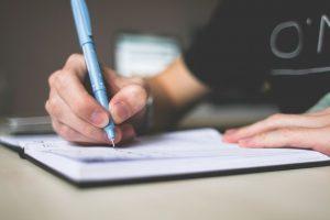 sklill dasar penjualan adalah menulis