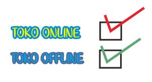 Persamaan Toko Offline dan Toko Online