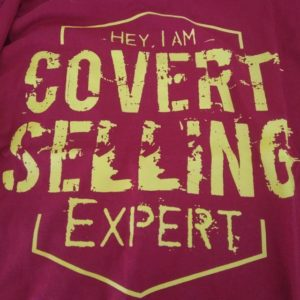 Menjadi Licensed Trainer Covert Selling (LTCS)