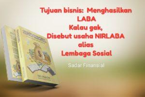 Sadar Finansial - Tujuan berbisnis